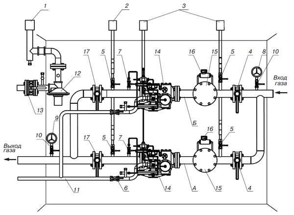 Импульсные трубки  к РДБК1-50 (2шт)